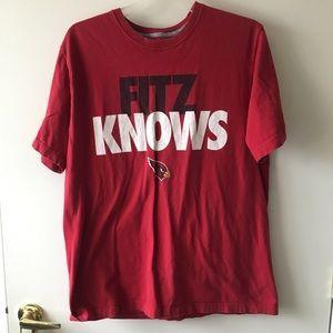 GUC Nike T-shirt Az Cardinals size XL
